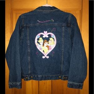 Disney Princesses Denim Jacket